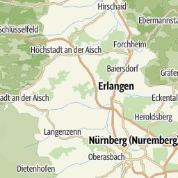 Jakobsweg Franken Karte.Jakobsweg Nürnberg Eichstätt Jakobsweg